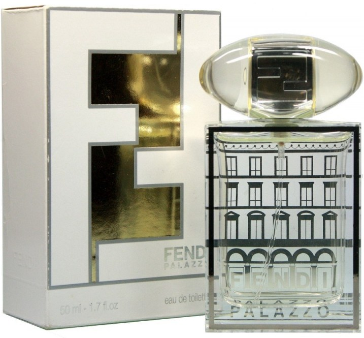 Fendi Palazzo Eau De Toilette женский купить в украине описание