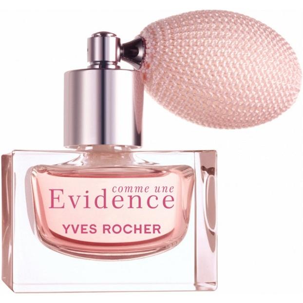 Yves Rocher Comme Une Evidence Lextrait De Parfum женский распив в