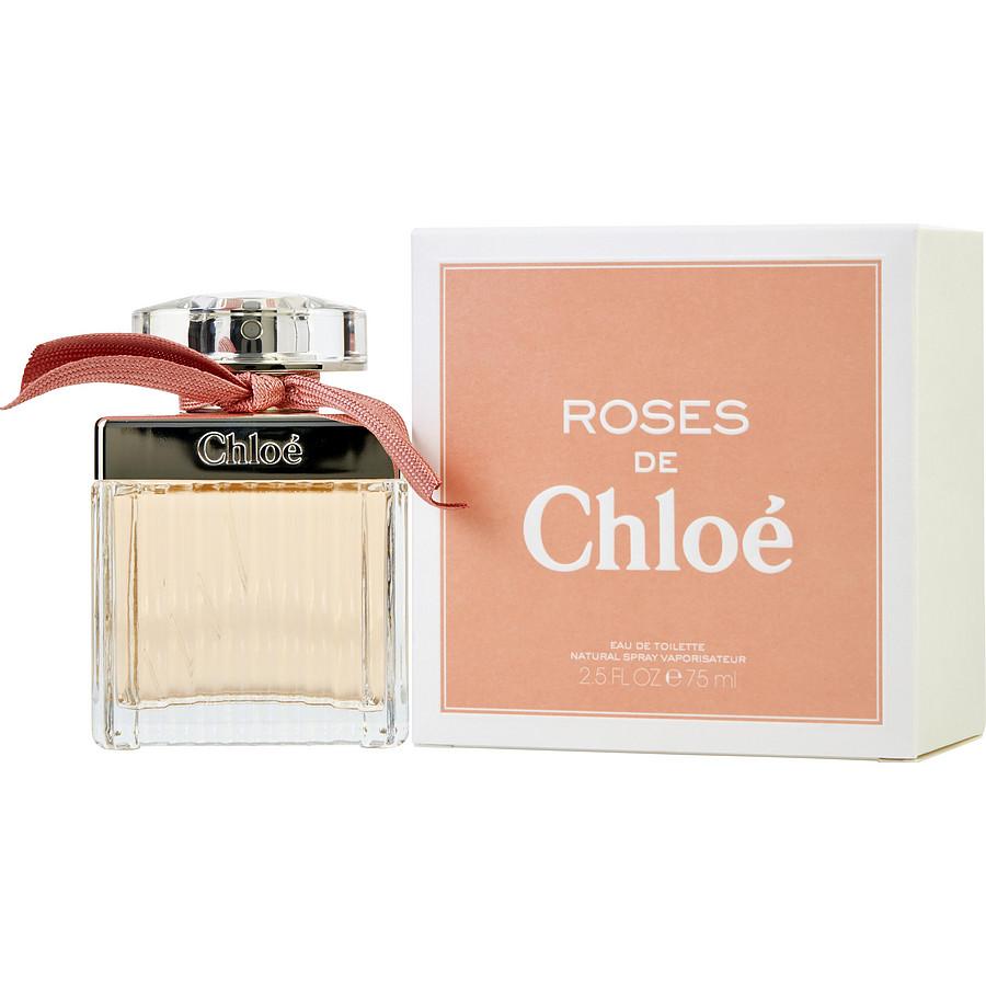 Chloe Roses De Chloe женский купить в украине описание распив