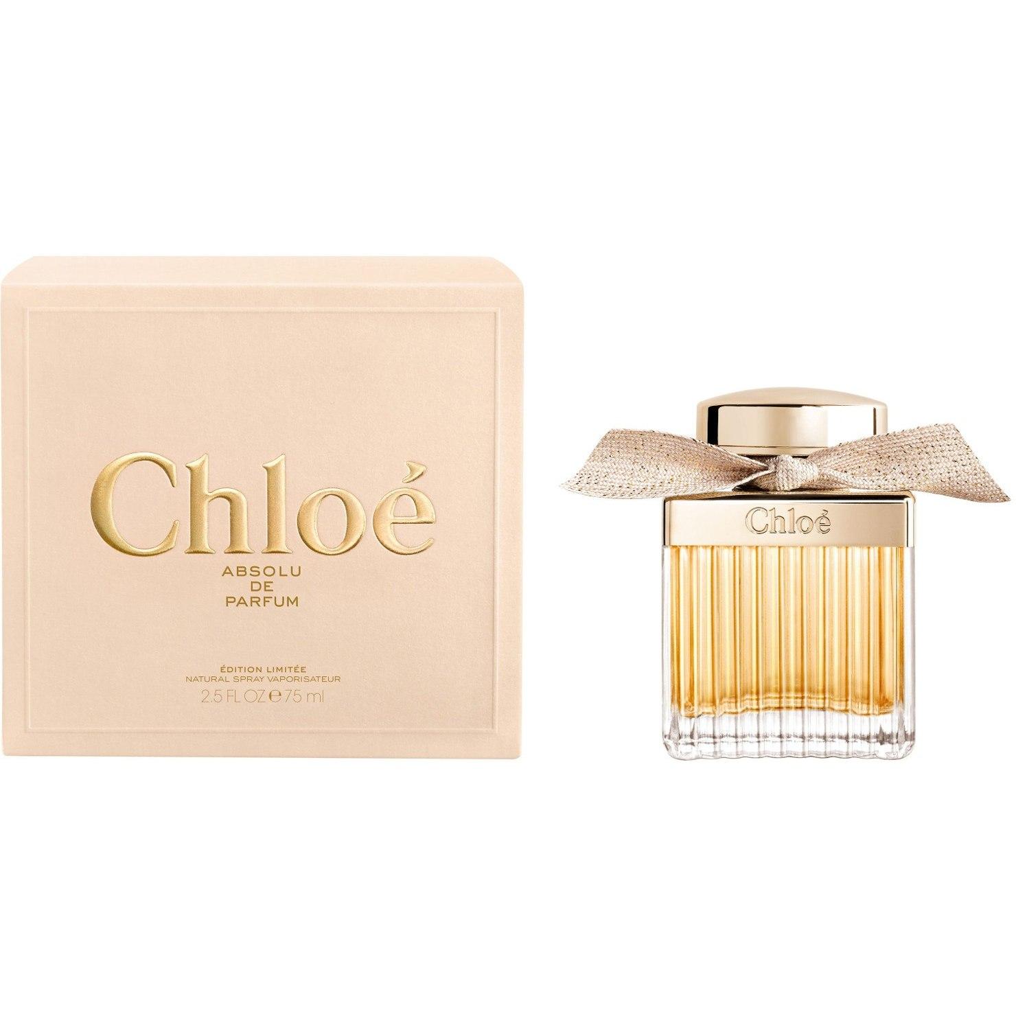 Chloe Absolu De Parfum женский купить в украине описание распив